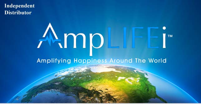Hapinss Happiness Brands AmpLIFEi logo