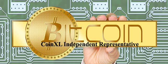 Bitcoins BTC header